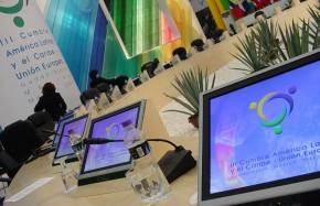 III Cumbre de las Americas, el Caribe y la Union Europea.